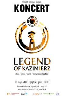 Koncert Legend of Kazimierz